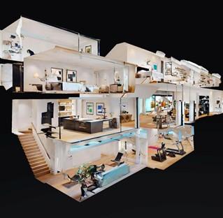 NEU im Leistungsspektrum: 4K Dokumentation von Immobilien mit Matterport Pro 2